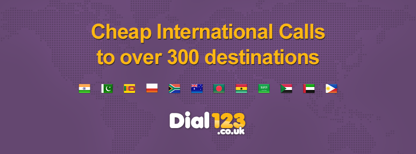 Dial 123 Cheap international calls review