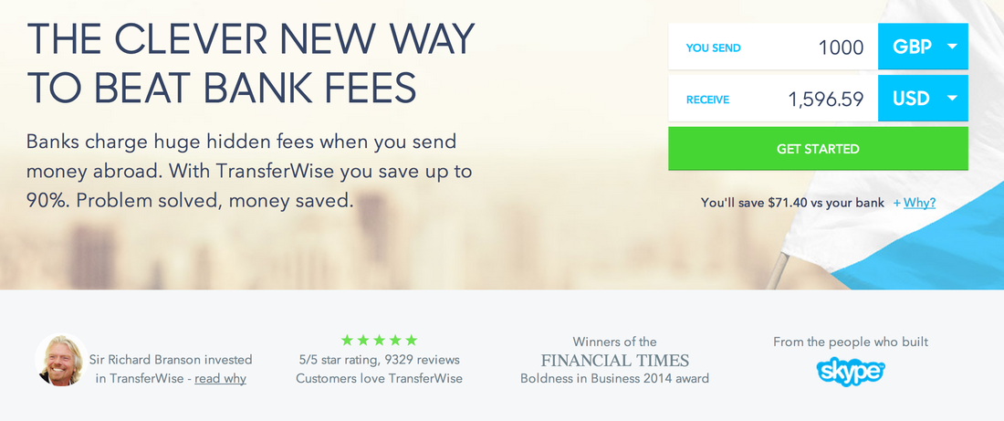 TransferWise Review Cheap Foreign Transfers