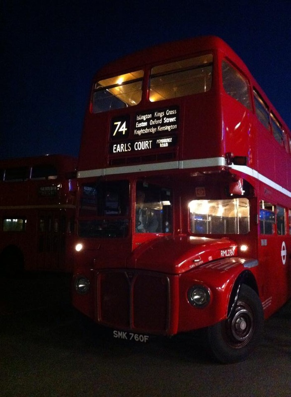 Routemaster 60th Anniversary Earls Court 2014 (Copyright Kal Lavelle)